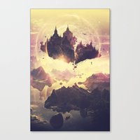 Memories Of Gondoa Canvas Print