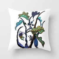 Jolie Ville Throw Pillow