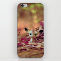 Hidden (Little Deer) iPhone & iPod Skin