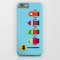 iPhone & iPod Case featuring Bus Stop by LOVEMI DESIGN