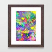 Paradigm Framed Art Print