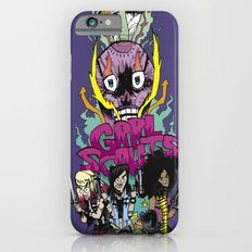 GRRL SCOUTS SKULL SHROOM iPhone 6 Slim Case