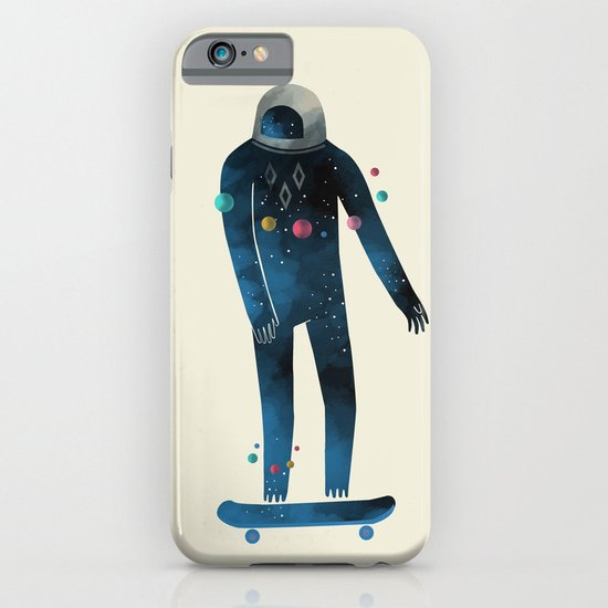 Skate/Space iPhone & iPod Case