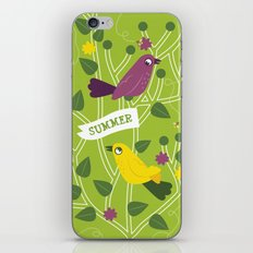 4 Seasons - Summer iPhone & iPod Skin