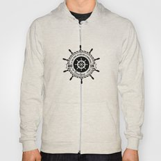 Nautical - If you think adventure is dangerous, try routine it's lethal Hoody