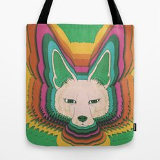 Fannec Fox Tote Bag