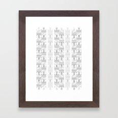 UFOlk 1 Framed Art Print