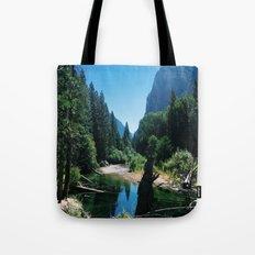Zumwalt Meadow Trail Tote Bag