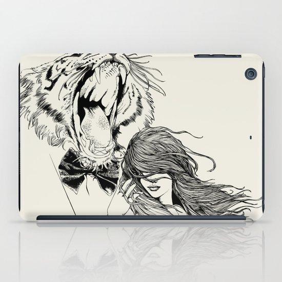 The Tiger's Roar iPad Case