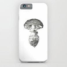 Amanita Muscaria Mushroom Study Slim Case iPhone 6s
