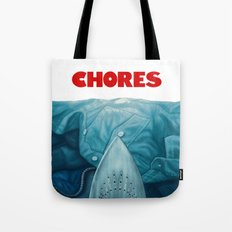 Chores (2015 version) Tote Bag