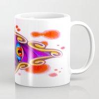 Clarity Pends On Angle O… Mug