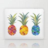 Pineapples Laptop & iPad Skin