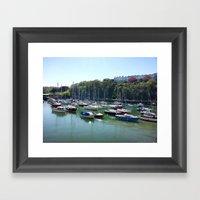 Ilfracombe 2 Framed Art Print