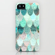 SUMMER MERMAID iPhone (5, 5s) Slim Case