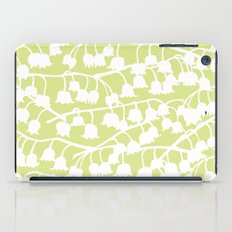 Lily of the Valley repeat iPad Case