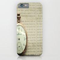 Just Before Midnight: Cinderella iPhone 6 Slim Case
