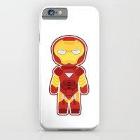 Chibi Iron Man iPhone 6 Slim Case