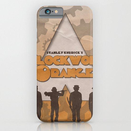 A Clockwork Orange iPhone & iPod Case