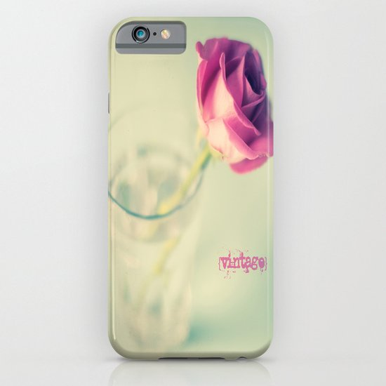 {Vintage} iPhone & iPod Case
