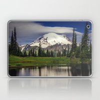 Mt Rainier In Washington Laptop & iPad Skin