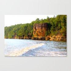 Wisconsin Dells Canvas Print