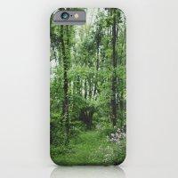 Spring Forest iPhone 6 Slim Case