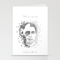 Thin Line Stationery Cards