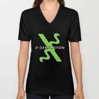 D-Generation X Unisex V-Neck