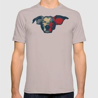 THE BUDDIE x BARACK OBAMA Mens Fitted Tee Cinder SMALL