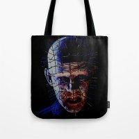 PINHEAD! Tote Bag