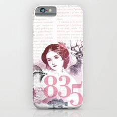 Pretty Moment Slim Case iPhone 6s