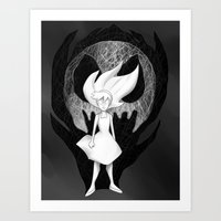 Cera Art Print