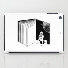 Reading is Dreaming with Your Eyes Open iPad Case