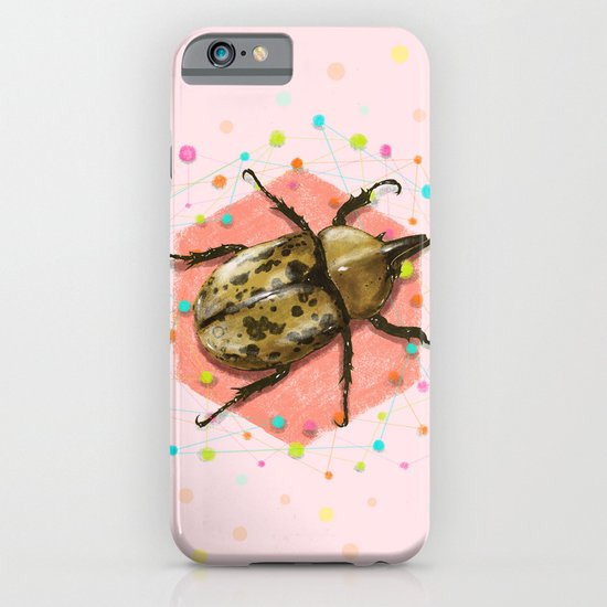 INSECT II iPhone & iPod Case
