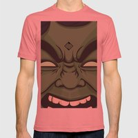 Hulk Mens Fitted Tee Pomegranate SMALL