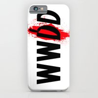 What Would Dexter Do? iPhone 6 Slim Case