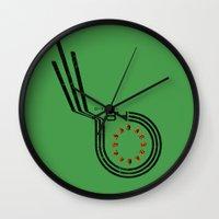 Roadfighter Wall Clock
