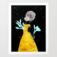 Stillness Art Print