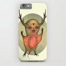 The Green Vampire Stag Creature iPhone 6 Slim Case