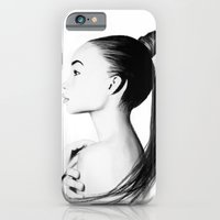 iPhone & iPod Case featuring Ashley Moore  by Giwrgos Diamantiis