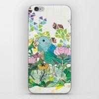 Little Bird iPhone & iPod Skin