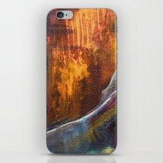 Stormy Sea 1 iPhone & iPod Skin