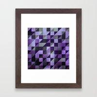 Geo3078  Framed Art Print
