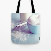 In the Kitchen-1 Tote Bag