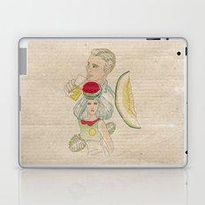 melon, watermelon and lemon Laptop & iPad Skin