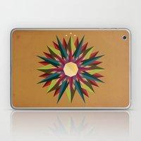 Half Circle Stars Laptop & iPad Skin