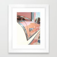 Bel-Air Framed Art Print