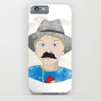 iPhone & iPod Case featuring Oscar by Crea Bisontine