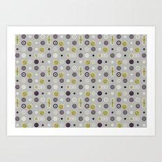 kooky spot 2 Art Print